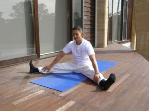 Liver stretches 1